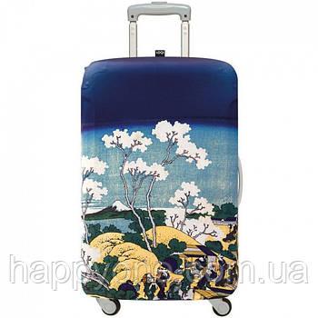 Чохол для валізи HOKUSAI Fuji from Gotenyama Medium LOQI