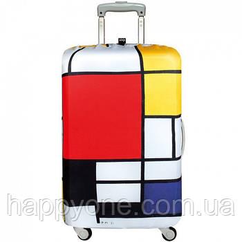 Чохол для валізи PIET MONDRIAN Composition Medium LOQI