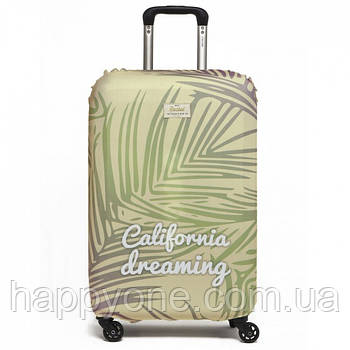 Чохол для валізи California Dreaming Rocket Design