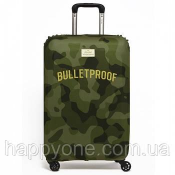 Чохол для валізи Bulletproof Rocket Design