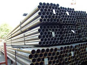 Труба стальная 76х3,5 электросварная Сталь 1-3пс