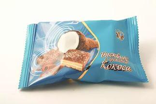 "Конфеты бисквит ""Кокос"" ТМ Балу"