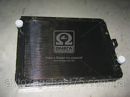 Радіатор Камаз 65115 (3х рядний, мідний) Євро 3 (виробник ШААЗ)