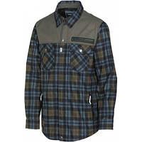 Rehall куртка Shirt 2018 checks bluestone XXL