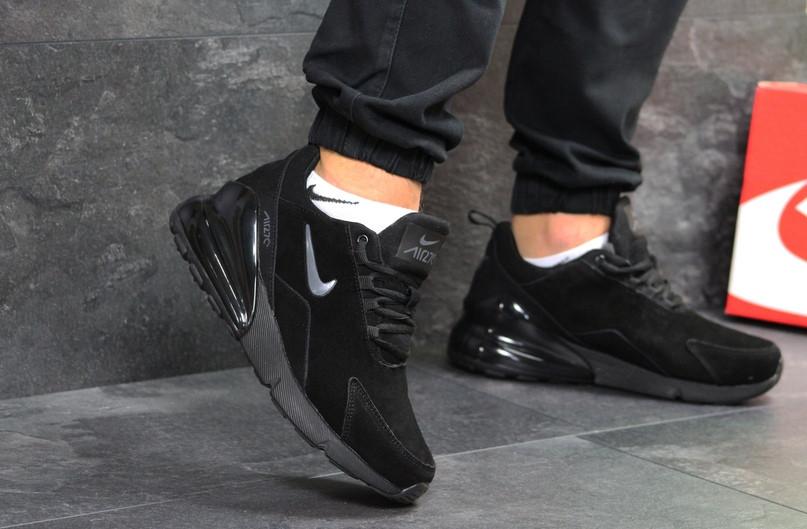 Мужские зимние кроссовки Nike Air Max 270   продажа, цена в ... 065d082af60
