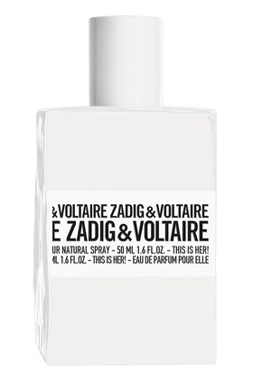 Zadig & Voltaire This is Her 100ml (tester) оригинал