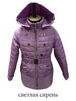 Куртка весняна для дівчинки підліткова, фото 1