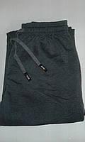 Спортивные штаны теплые унисекс,р.50-52 серые. От 4шт по 66грн