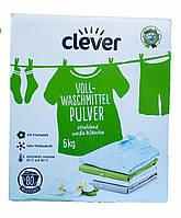 Clever порошок для белого белья (6 кг-80 ст)