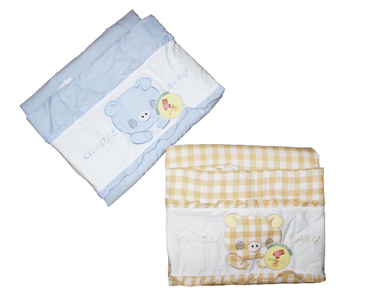 Одеяло детское теплое на синтепоне. Одеяло №2