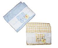 Одеяло детское теплое на синтепоне. Одеяло №2, фото 1