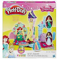 "Набор Плей До ""Замок Русалки и Золушки"" Play Doh Palace with Cinderella and Ariel, Hasbro Оригинал из США"