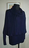 """Вязаный свитер """"Роял"""" из шерсти с шелком"""