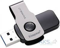 Флешка USB Kingston 64 GB DataTraveler Swivl (DTSWIVL/64GB) Black