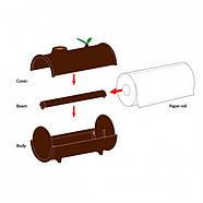 Держатель бумажных полотенец Log&Roll Qualy, фото 5