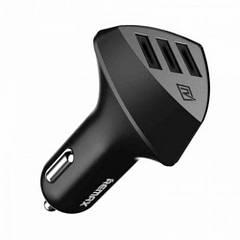 Автомобильное зарядное устройство 4.2 А RCC-304 Alien 3 USB car charger Black (45428)