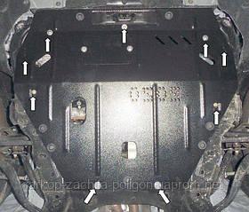 Защита картера Faw Besturn B50 с 2013 г.