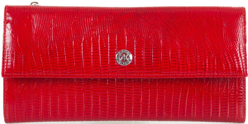 aaccca1f4345 Женский кошелек KARYA SHI1142-074 кожаный красный — только ...