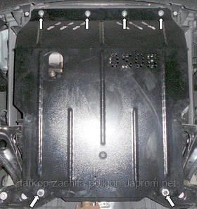 Защита картера Faw V5 с 2013 г.