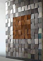 Гипсовые 3Д/3D панели КВАДРО, фото 3