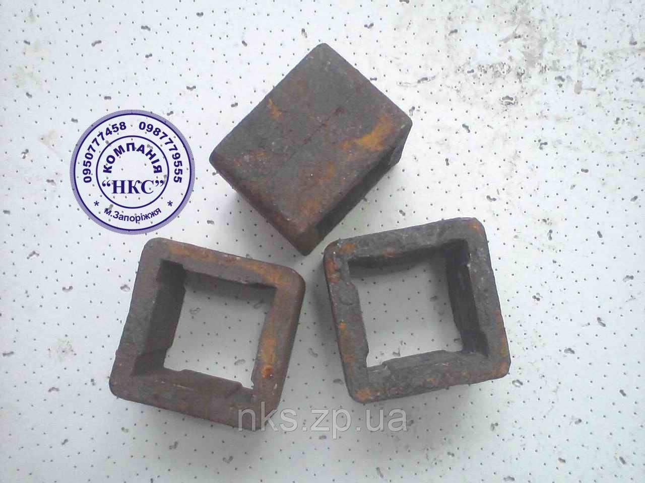 Втулка диска (квадрат) ДМТ.