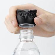 Открывалка для бутылок 2 в 1 Thirsty Owl Qualy, фото 4