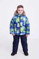 Детский зимний комплект «Тим» для мальчика, ТМ MANIFIK
