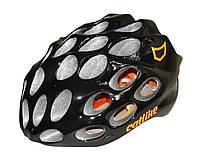 Велошлем Catlike Whisper Plus Deluxe Negro-Naranja Размер S