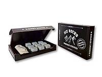 Камни для виски Whiskey Stones Ice Rocks Black, фото 1