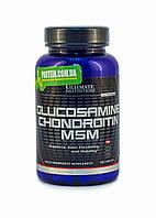 Хондропротектор USA ORIGINAL!!! Ultimate Nutrition UltN Glucosamine & Chondroitin & MSM 90 т