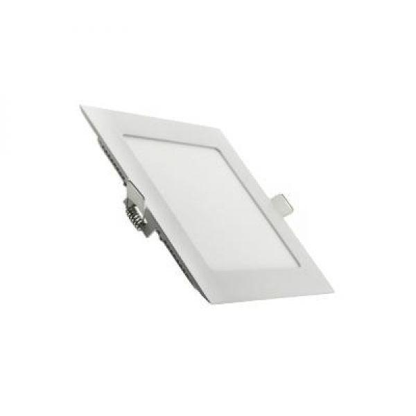 Светодиодный светильник DELUX CFR LED10 4100К 6Вт квадрат