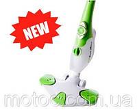 Новинка!Паровая швабра Х6 (H2O MOP X6), пароочиститель, для чистки одежды, мойки стекол. Лучшая паровая швабра