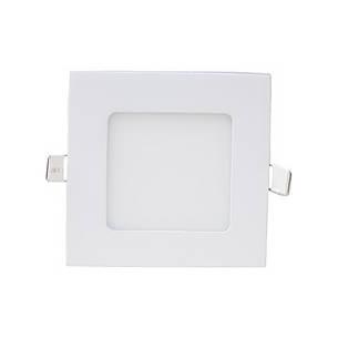Светодиодный светильник DELUX CFR LED10 4100К 6Вт квадрат, фото 2