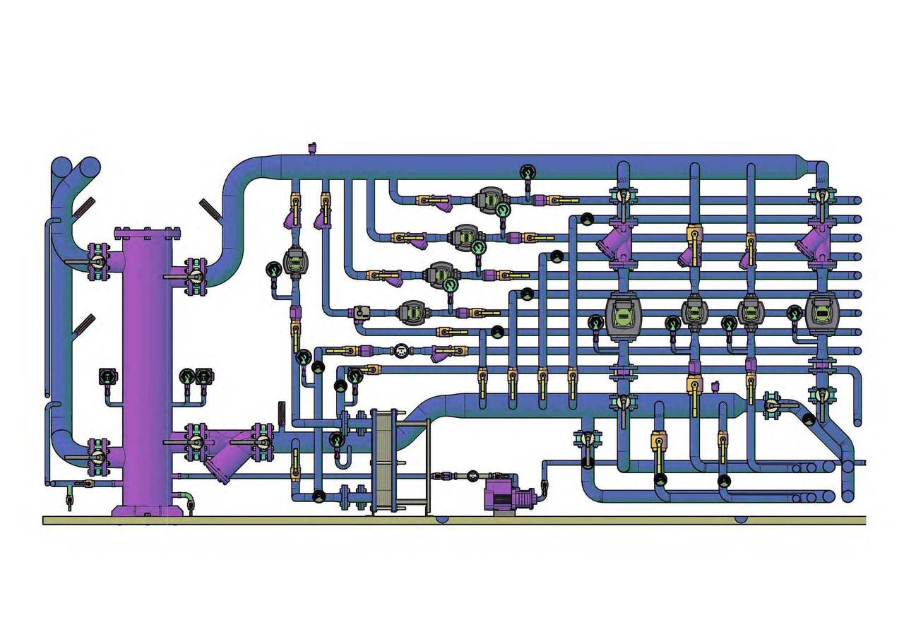 Системи опалення і теплопостачання будівель. Проект, монтаж і обслуговування.