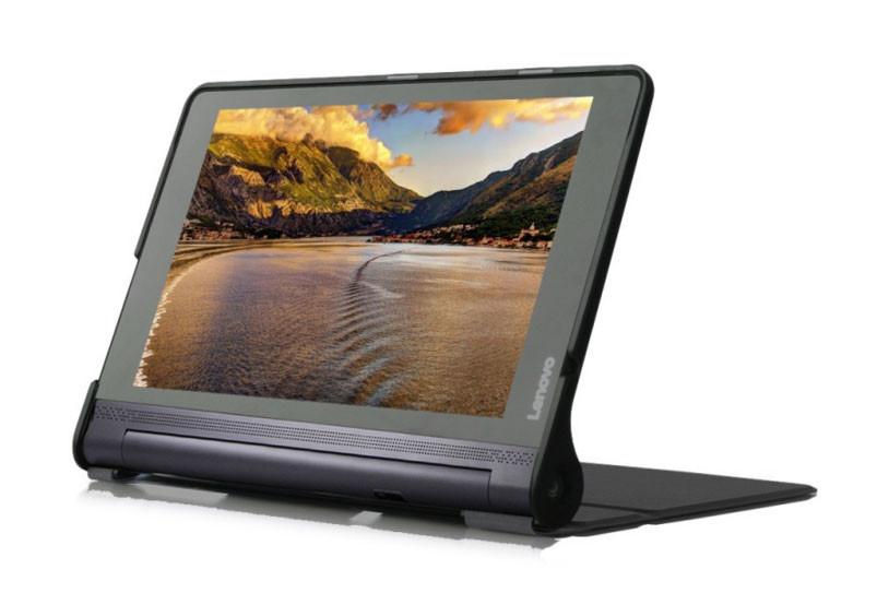 Чехол для Lenovo Yoga Tab 3 Plus YT-X703F Plastic - Black