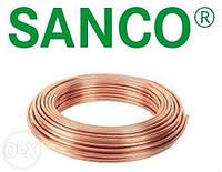 Труба медная Sanco KME мягкая 22