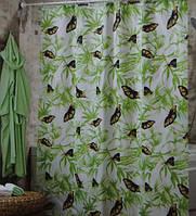 Шторка,занавеска в ванную комнату Miranda(butterfly)
