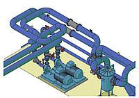 Монтаж систем теплопостачання. Поставка теплотехнічного обладнання. Технічне обслуговування.