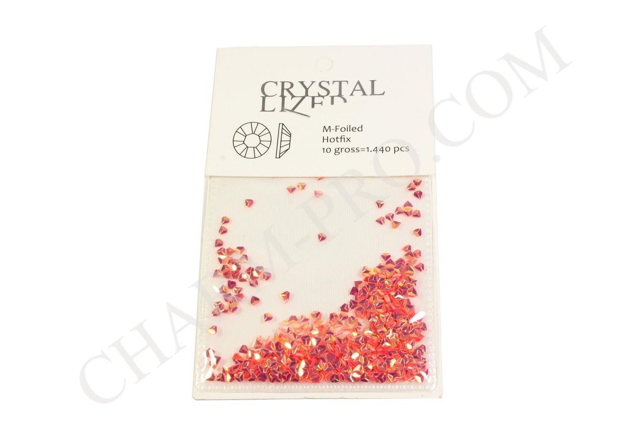 Объемные стразы кристалл Красные