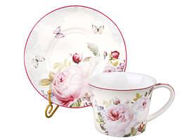 Чайный набор на 6 персон Пион 924-373