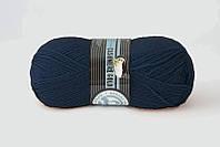 Madame Tricote Cashmere Gold № 019 чернильно-синий, фото 1