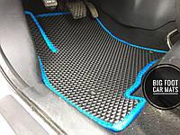 Автомобильные коврики EVA на NISSAN LEAF