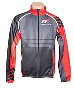 Велокуртка Ghost Winter jacket black/red демисезонная год 2014 Размер L