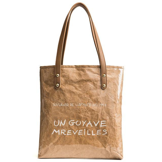 Силіконова сумка коричнева