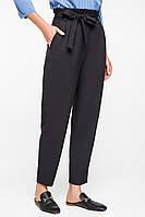Брюки укороченные 4023, модные брюки, оригинальные брюки, брюки в офис, дропшиппинг