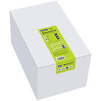 Пружины пластик D=45мм OfficeSpace, белый/черный, 50шт.