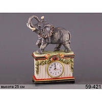 Lefard Настольные часы «Слон»