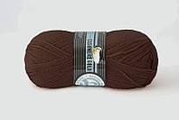 Madame Tricote Cashmere Gold № 08, коричневый