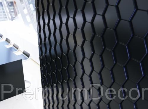 Гипсовые 3Д/3D панели ЧЕРЕПИЦА, фото 2
