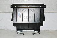 Защита картера двигателя и кпп Mazda 2  2007-